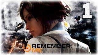 Прохождение игры Remember Me.