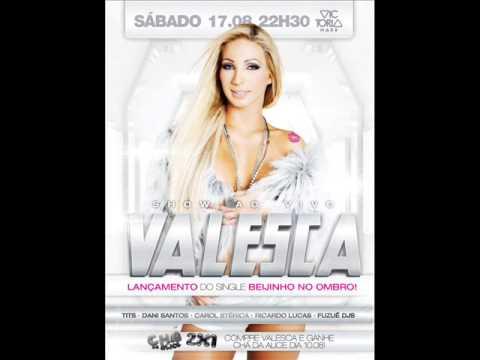 Valesca - Beijinho no Ombro (Nova música - Versão Final)