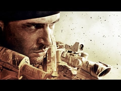 Medal of Honor Warfighter - Trailer [HD]