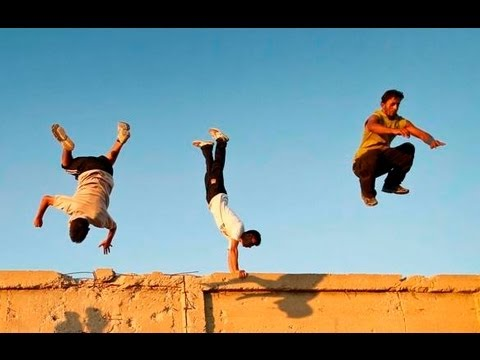 Dubstep Parkour (Free Running & Gymnastics) 2012 Compilation