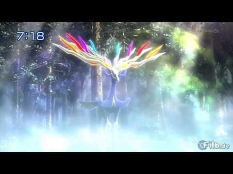Pokemon Movie 17 1st Trailer ( 2014) [JAP]