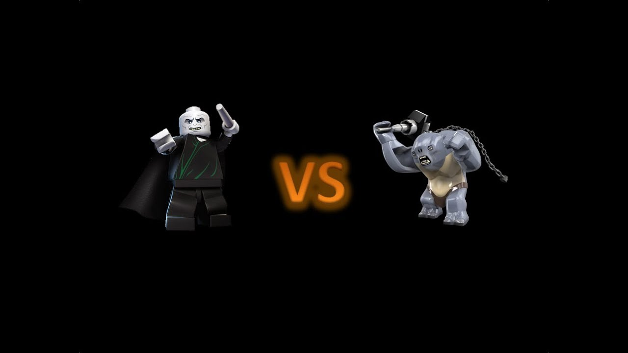 lego hulk vs lego cave troll - photo #25