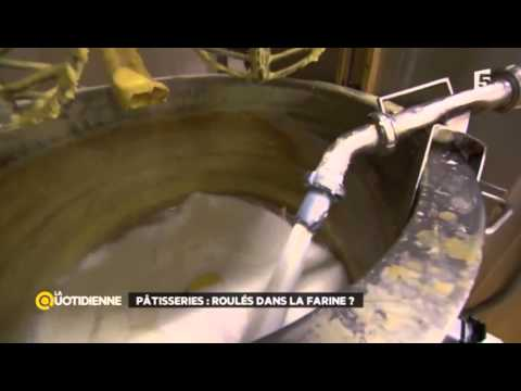 Pâtisseries industrielles chez les artisans: sommes-nous roulés dans la farine?