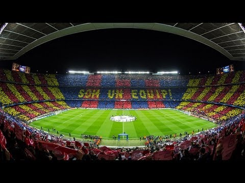 FC Barcelona Review Season 2012/2013