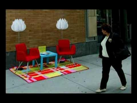 ikea guerilla manhattan youtube. Black Bedroom Furniture Sets. Home Design Ideas