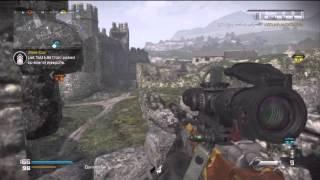 BEST Sniper Spots In CoD GHOSTS! Quick Loki Satellite W