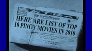 TOP 10 PINOY MOVIES OF 2010