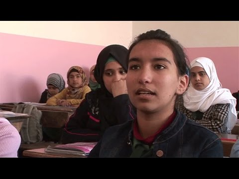Schools for Syrian Refugee Children in Jordan