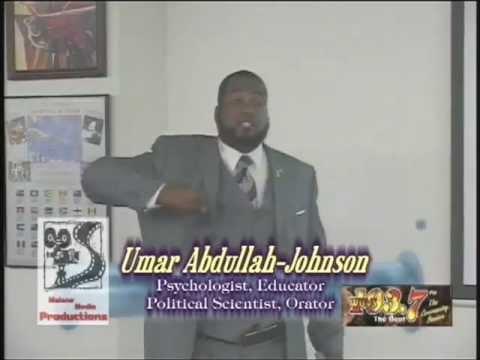Dr. Umar Johnson-'7 Deadly Sins'