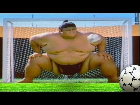 Summo Wretling Soccer ft. Beckham, Davids, Costa, Raul & Carlos