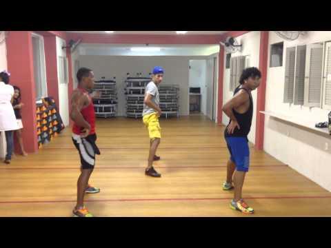 Banda Grafith - Bumbum de Martelo - Ensaio Ballet 2014