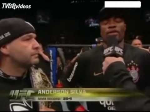NOCAUTE | Anderson Silva VS. Belfort [UFC] 06/02/11
