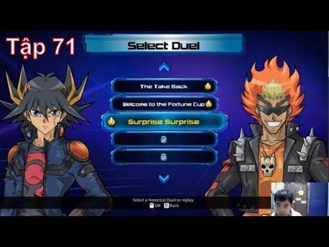 Vua Trò Chơi Yugi Oh  50's Tập 71 - Yusei vs Hunter - Trận Đấu Chủ Quan Của Yusei