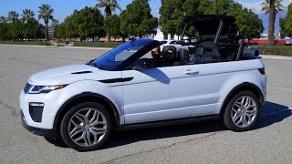 Is the Land Rover Range Rover Evoque Is A Real SUV (w/ Jonny Lieberman) – Daily Fix Free Episode. MotorTrend.