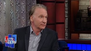 Bill Maher: Police Culture Has To Change