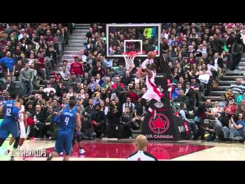 Kyle Lowry Toronto Raptors Highlights-2013/14 Season HD