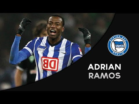 ADRIAN RAMOS | Goals, Skills, Assists | HERTHA BSC | 2013/2014 (HD)