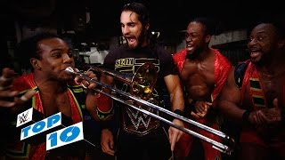 Top 10 SmackDown moments: WWE Top 10, Oct. 1, 2015
