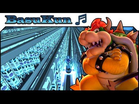 Super Mario 3D World - World 8 (Bowser) Theme in Trove!
