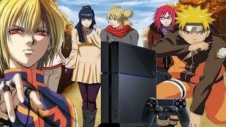 Naruto Shippuden Hits Toonami, Playstation 4 Launch Week