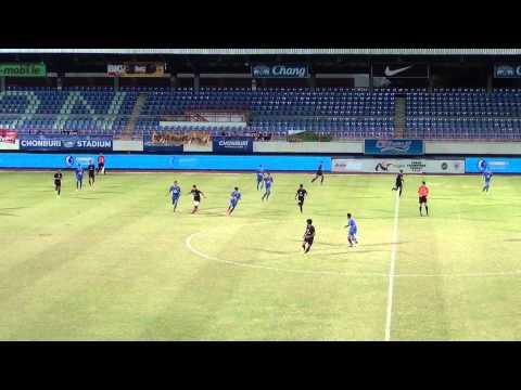 Thailand Chonburi FC 2-1 Frenz UNited Malaysia B