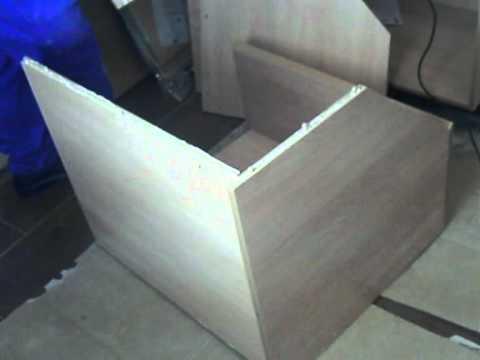 Muebles De Cocina Montaje Mueble Esquinera Alta De 70 6