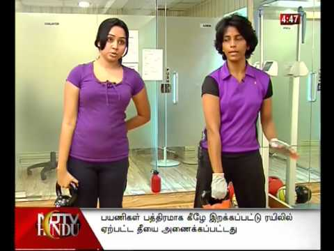 workout victim (tamil) - Gymming seg-2