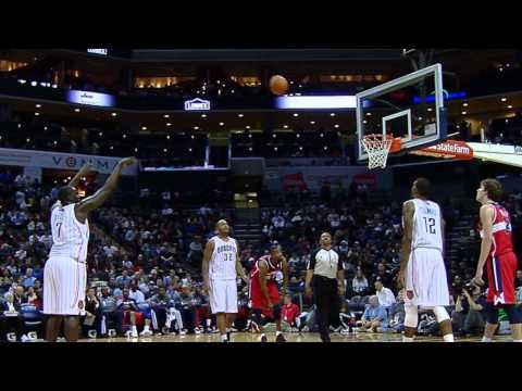 NBA Bloopers:  1st Half of 2011-12 Season