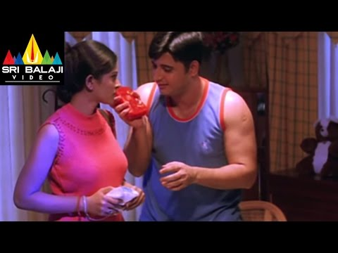Brahmachari Movie Abbas and Sneha Funny Scene - Kamal Hassan, Simran