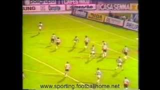 09J :: Sporting - 1 x Boavista - 1 de 1988/1989