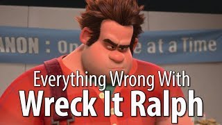 Everything Wrong With Wreck-It Ralph In 15 Minutes Or Less