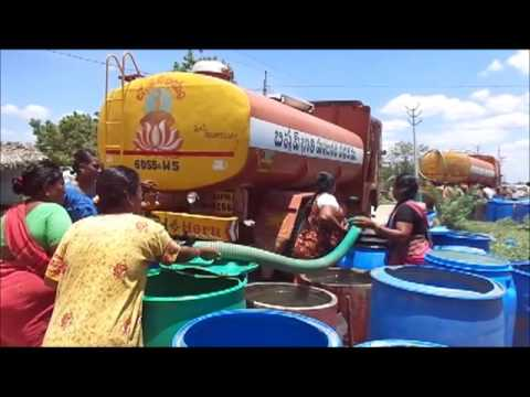 PROVIDING DRINKING WATER TO THE POOR PEOPLE