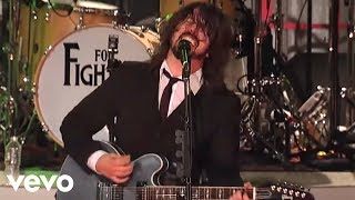 Foo Fighters This Is A Call (Live On Letterman)