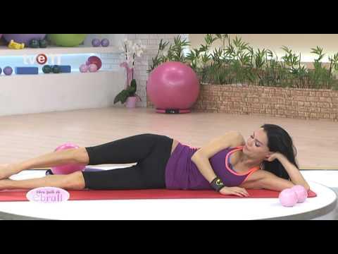 Ebru Şallı İle Pilates Egzersizleri 16.Bölüm