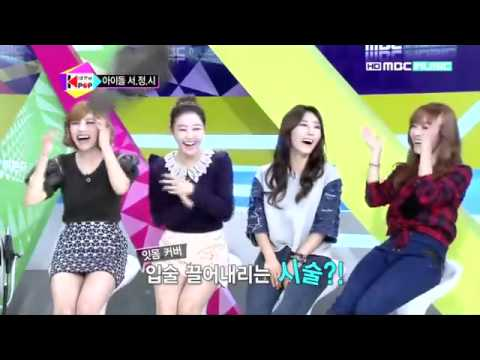 [Vietsub] 121012 All The Kpop - SECRET Ep1 [1/2]