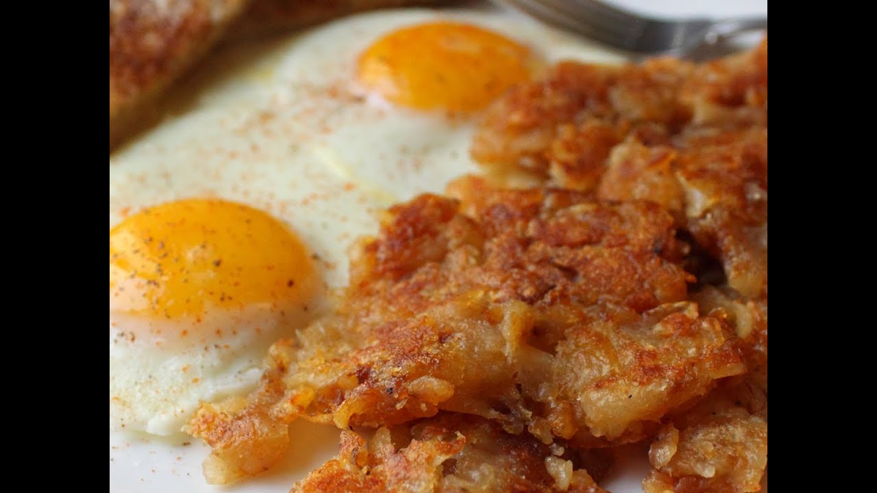 Hash Browns - Hash Browned Potato Recipe - Classic Breakfast Potatoes ...