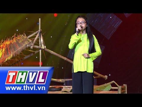 THVL | Tình ca Việt - Quê hương tôi: Quê em mùa nước lũ - Phương Mỹ Chi