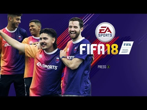 EA SPORTS FIFA 18 Real-Life Skill Games | Ep.7 Spencer & Castro v Mavric & Wolfy