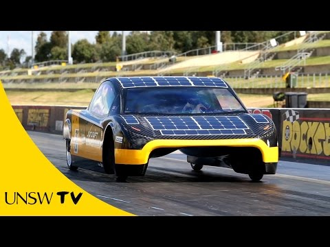 eVe - Genesis of the 'normal' solar car