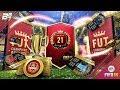 INSANE TOP 100 FUT CHAMPIONS REWARDS 2x ULTIMATE TOTW PACKS FIFA 18 ULTIMATE TEAM