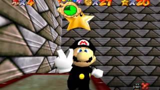 Estrellas Secretas De Mario Kaizo 64 Parte 3