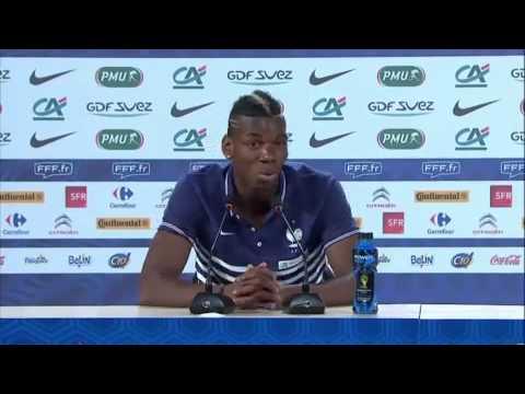 Brasile 2014, Pogba: Non sono la stella della Francia