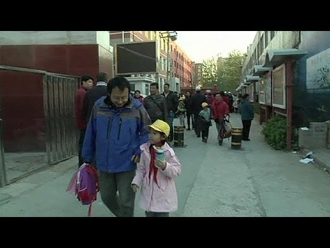 China eases one-child policy