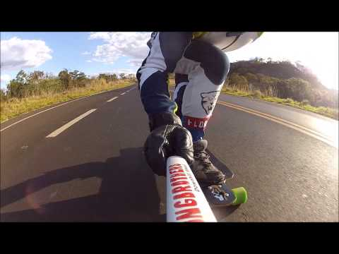 RAW RUN - Longbrothers Downhill SPeed em Franca - SP