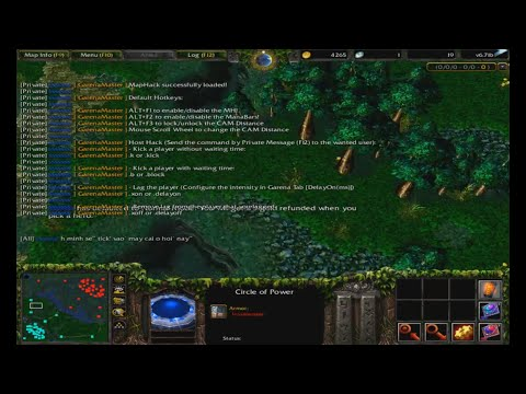 Hướng dẫn Hack map trong Warcraft 3 By Zakurav