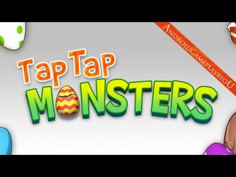 Tap Tap Monster/Tamago Pokemon Android HD Gameplay [Game For Kids]