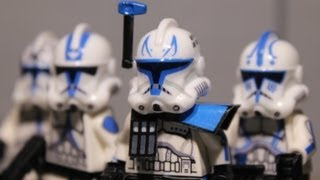 LEGO Star Wars Minifigmaker 501st Umbara Clone Series