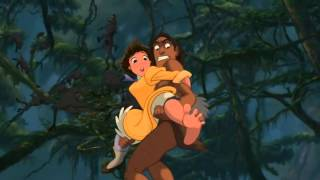 Tarzan The Baboons Attack Jane Greek {HD}