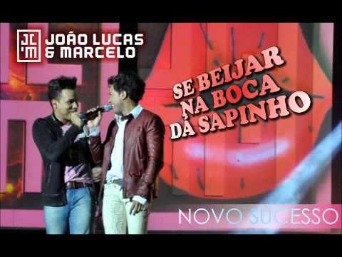 João Lucas e Marcelo - Se Beijar Na Boca Da Sapinho [NOVA 2013]