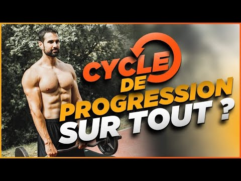 CYCLE DE PROGRESSION ET NOMBRE D'EXERCICES